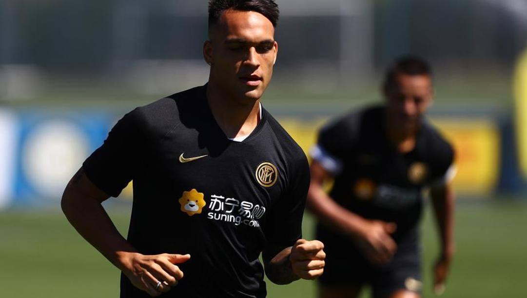 Lautaro Martinez, 22 anni. Getty